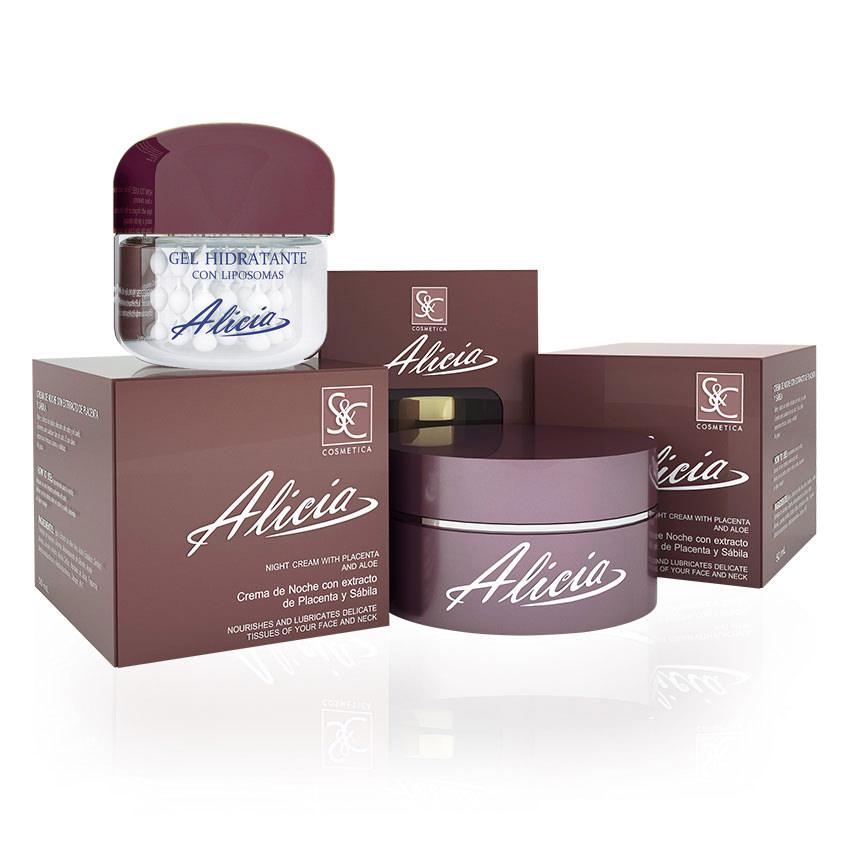Alicia Cosmetica Cilt Bakım Kremleri