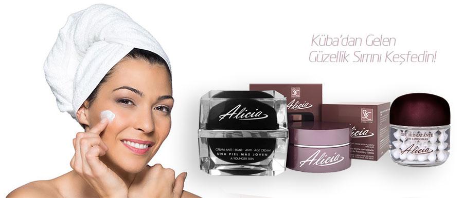 Alicia Cosmetica Satış Noktaları